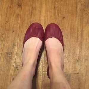 Tieks Shoes - Tieks by Gavriell In burgundy